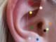 auriculopuntura en el sangrado nasal