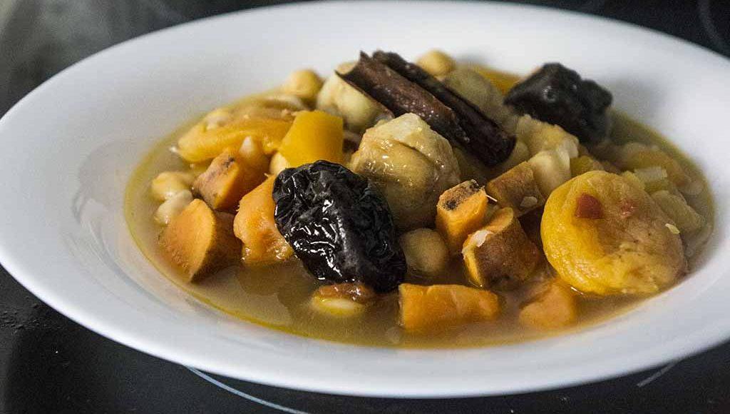 receta potaje de otoño
